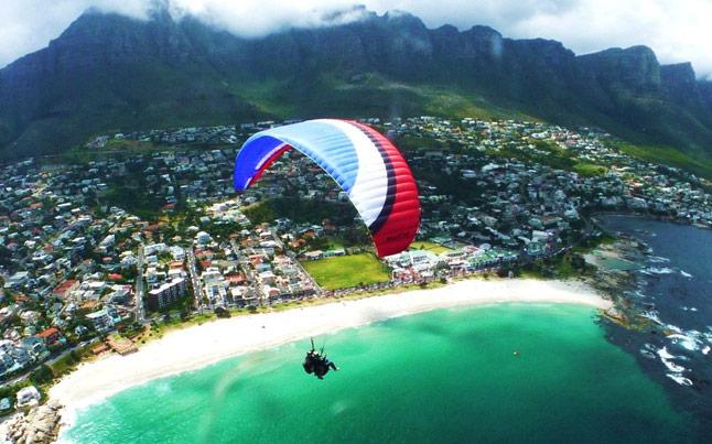 Tandem Paragliding Cape Town