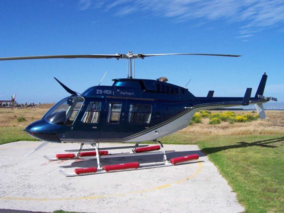 Helicopter Flights Cape Town