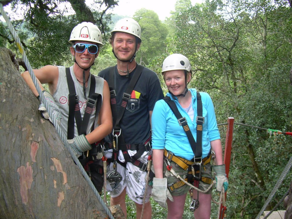 Tree Top Canopy Tours